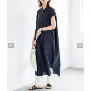 IENA - IENA 新品★C/Siショートスリーブシャツワンピース38 サイズ★