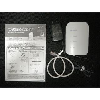 NEC - WI-FIルーター WR8165 NEC