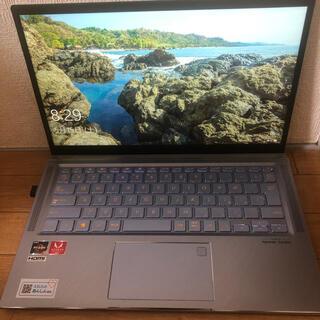 ASUS - ASUS um431da-am045ts ノートパソコン  zenbook