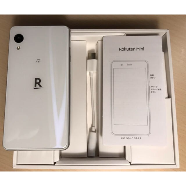 Rakuten(ラクテン)のRakuten Mini スマホ/家電/カメラのスマートフォン/携帯電話(スマートフォン本体)の商品写真