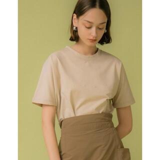 エミアトリエ(emmi atelier)のemmi ロゴTシャツ(Tシャツ(半袖/袖なし))