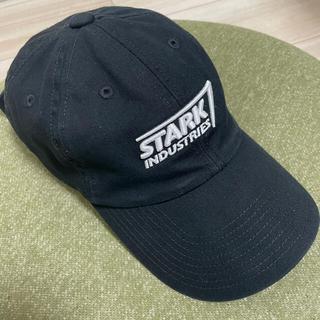 MARVEL スタークインダストリーズ キャップ 帽子
