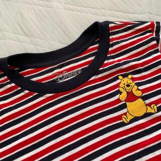 Disney - ディズニー プーさん Tシャツ トップス
