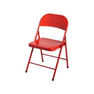シュプリーム(Supreme)のSupreme Metal Folding Chair 椅子(折り畳みイス)