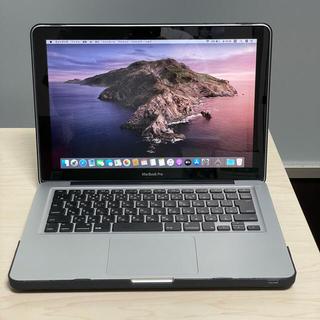 Apple - MacBook Pro Mid 2012 13インチ i7モデル SSD換装済み
