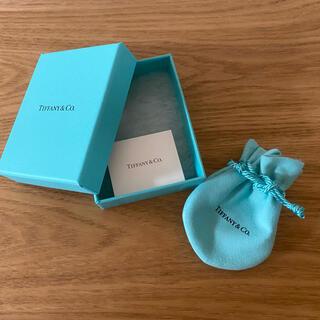 ティファニー(Tiffany & Co.)のティファニーの箱と巾着袋(ショップ袋)