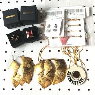 アッシュアンドダイアモンド(ASH&DIAMONDS)のアクセサリーセット 7点(ネックレス)