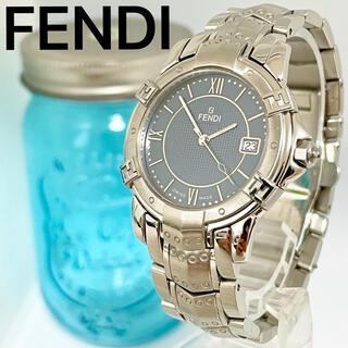 FENDI - 159 FENDI フェンディ時計 メンズ腕時計 人気 高級 デイト入り 希少