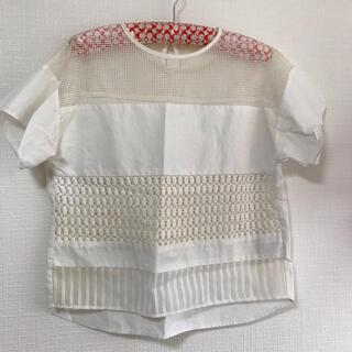 アーバンリサーチ(URBAN RESEARCH)のURBAN RESEARCH メッシュボーダーTシャツ♡(Tシャツ(半袖/袖なし))