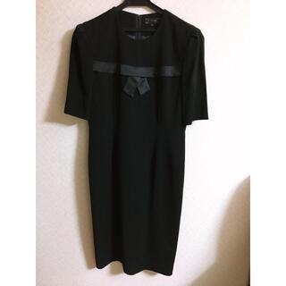 ソワール(SOIR)の東京ソワール リボン 礼服 9号(礼服/喪服)