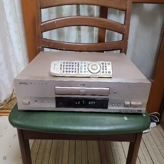 パイオニア(Pioneer)の新品同様整備済!完動美品パイオニアCD(DVD)レコーダーDV-S6D(その他)