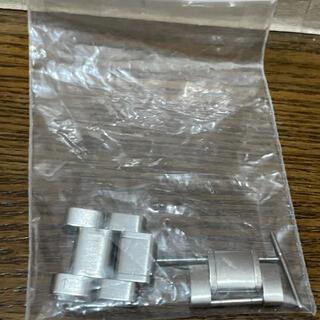 オメガ(OMEGA)の美品 OMEGA スピードマスター用 コマ(金属ベルト)