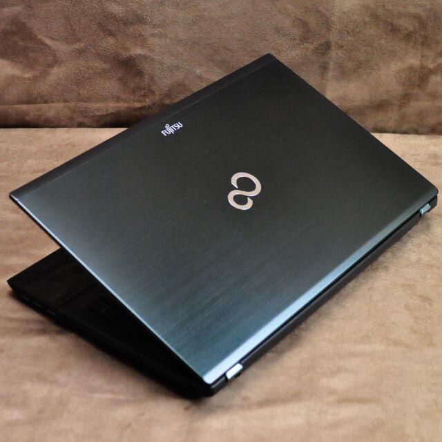 富士通(フジツウ)の高スペック / 第3世代 i5 / SSD256G /ノートパソコン スマホ/家電/カメラのPC/タブレット(ノートPC)の商品写真