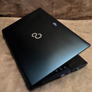 フジツウ(富士通)の高スペック / 第3世代 i5 / SSD256G /ノートパソコン(ノートPC)