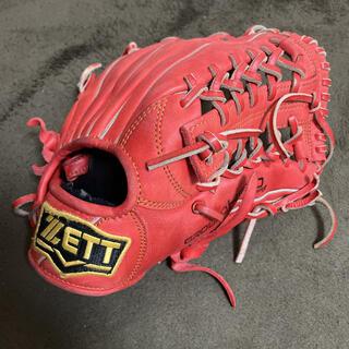 ゼット(ZETT)のゼット グローブ❗️軟式少年野球(グローブ)