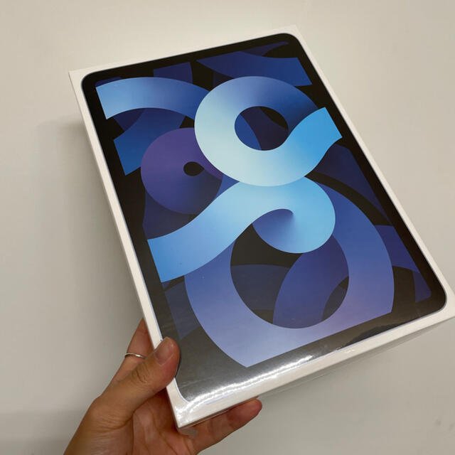 iPad(アイパッド)のiPad Air (4th Generation) Wi-Fi 256GB 新品 スマホ/家電/カメラのPC/タブレット(タブレット)の商品写真