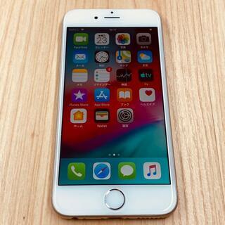 iPhone - SoftBank iPhone 6 16GB Silver 594