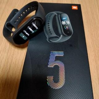 Xiaomi Mi Smart Band5 中古(その他)