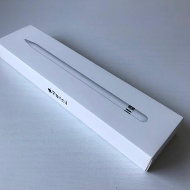 Apple(アップル)の【美品】appleペンシル(第一世代) スマホ/家電/カメラのPC/タブレット(PC周辺機器)の商品写真