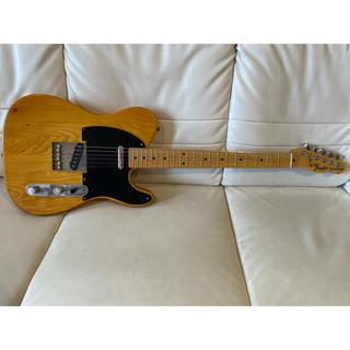 フェンダー(Fender)のFender Japan TELECASTER s/n H001733(エレキギター)