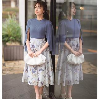 Rirandture - 新品タグ付きRirandture♡シアーフラワースカート