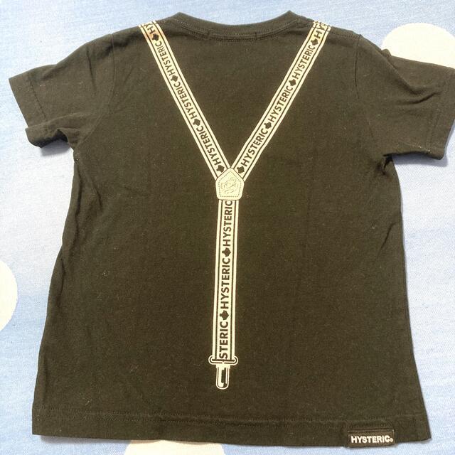 HYSTERIC MINI(ヒステリックミニ)のヒスミニ サングラスT キッズ/ベビー/マタニティのキッズ服男の子用(90cm~)(Tシャツ/カットソー)の商品写真