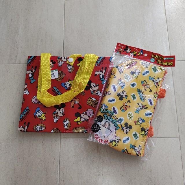Disney(ディズニー)のミッキー&フレンズ トートバッグ レディースのバッグ(トートバッグ)の商品写真
