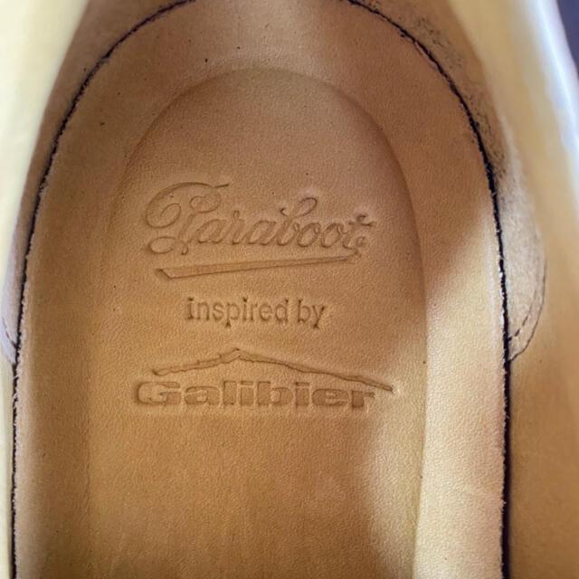 Paraboot(パラブーツ)のパラブーツ MONTANA  マロンスウェード 7.0 メンズの靴/シューズ(ブーツ)の商品写真