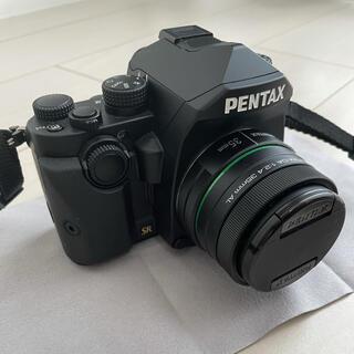 PENTAX - ペンタックスKP DA35mmF2.4 22年3月迄保証あり