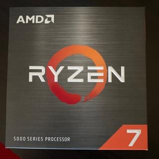 AMD  Ryzen 7  5800x  BOX (美品)国内正規品