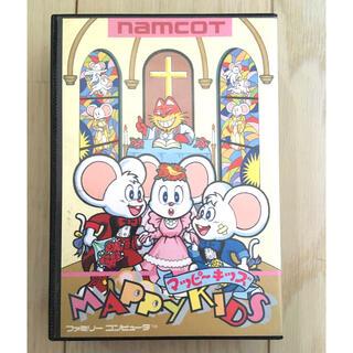 BANDAI NAMCO Entertainment - ナムコ ファミコン用ゲームソフト マッピーキッズ