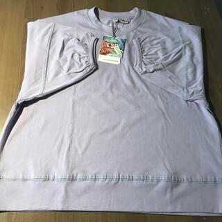 マーキーズ(MARKEY'S)のマーキーズの綿100%ボリュームスリーブカットソー(Tシャツ/カットソー)