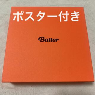 ボウダンショウネンダン(防弾少年団(BTS))のBTS Butter ポスター付き(K-POP/アジア)