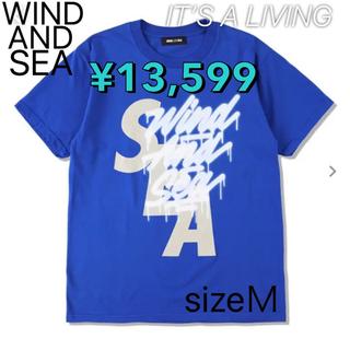 シー(SEA)のWIND AND SEA tシャツ(Tシャツ/カットソー(半袖/袖なし))