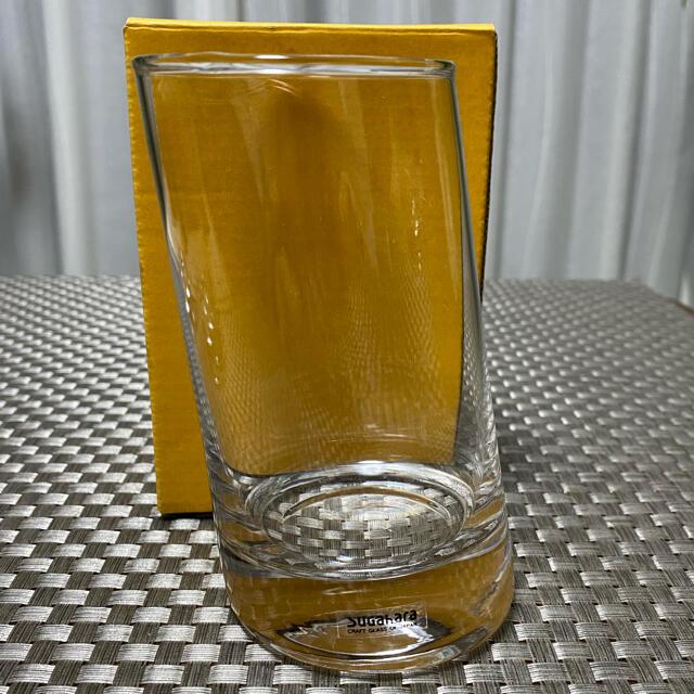 Sghr(スガハラ)の【新品未使用】sghr スガハラ シャトーグラス2個セット インテリア/住まい/日用品のキッチン/食器(グラス/カップ)の商品写真