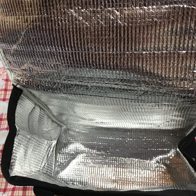 DEAN & DELUCA(ディーンアンドデルーカ)のDEAN &DELUCA 保冷バッグ 雑誌付録 インテリア/住まい/日用品のキッチン/食器(弁当用品)の商品写真