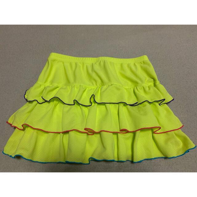 ellesse(エレッセ)のテニス スコート テニスウェア スポーツ/アウトドアのテニス(ウェア)の商品写真