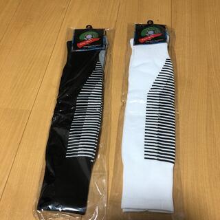 【値下げ】新品 サッカー用ロング 靴下