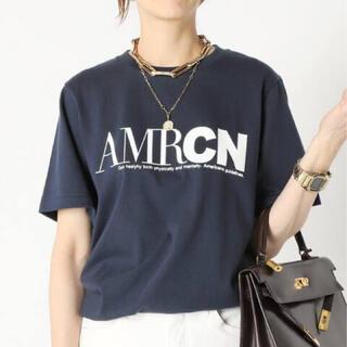 DEUXIEME CLASSE - AMERICANA  AMRCN Tシャツ