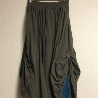 オリーブデオリーブ(OLIVEdesOLIVE)のOLIVE des OLIVE ロングスカート(ロングスカート)