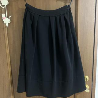 TO BE CHIC - トゥービーシック ブラック スカート