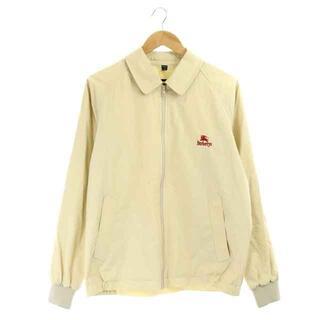 バーバリー(BURBERRY)のバーバリー BURBERRY ジャケット ステンカラー 刺繍 XS ベージュ(ブルゾン)
