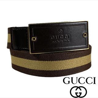 グッチ(Gucci)の✨美品✨ GUCCI マストライン ベルト(ベルト)