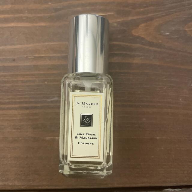 Jo Malone(ジョーマローン)のJo Malone ライムバジルマンダリン 9ml コスメ/美容の香水(ユニセックス)の商品写真