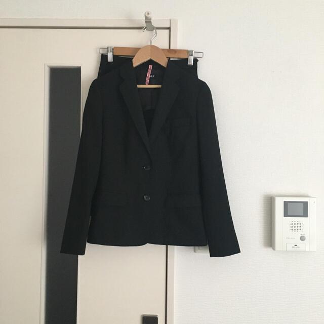 THE SUIT COMPANY(スーツカンパニー)のリクルートスーツ 7号 オンリー 上下セット レディースのフォーマル/ドレス(スーツ)の商品写真