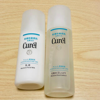 Curel - 7/30まで!キュレル 化粧水 乳液セット