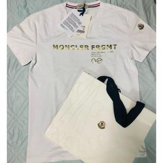 モンクレール(MONCLER)のモンクレール MONCLER Tシャツ オリンピックモデル? 未使用(Tシャツ/カットソー(半袖/袖なし))