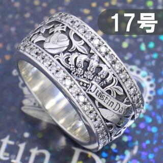 ジャスティンデイビス(Justin Davis)のジャスティンデイビス 17号 ホーリーサクラメントダイヤモンドリング 希少(リング(指輪))