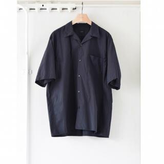 コモリ(COMOLI)のCOMOLI 20ss ベタシャンオープンカラーシャツ(シャツ)