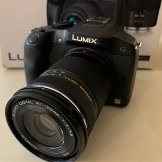 Panasonic - LUMIX DMC-G6ボディ